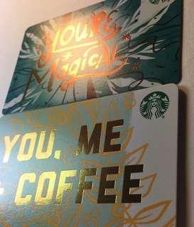 原$80美國代購Starbucks Card 星巴克卡