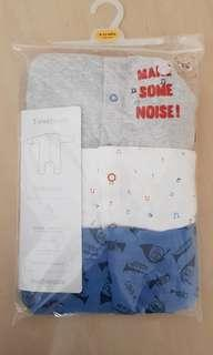 Mother care sleepsuits