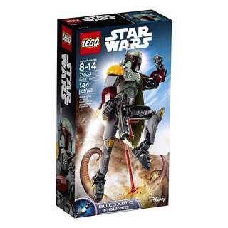 Leeogel Lego Star Wars 75533 Boba Fett Buildable Figure - New In Sealed Box