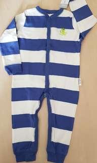 Footless Sleepsuits