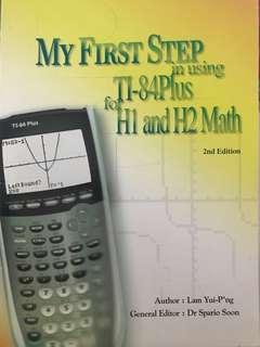 My First Astro in using TI-84Plus for H1 and H2 Math