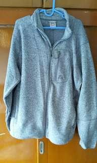 抓绒外套 Fleece jacket