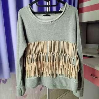 Bycatch ethnic sweater