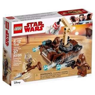 Leeogel Lego 75198 Star Wars Tatooine Battle Pack - New In Sealed Box