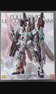 MG Full Armor Unicorn Gundam