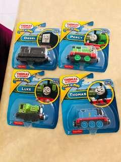 Thomas train USA  ( each )