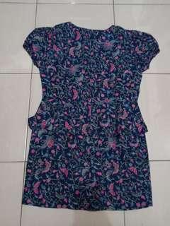 Batik dress 👗