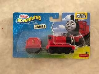 🚚 Thomas James adventures