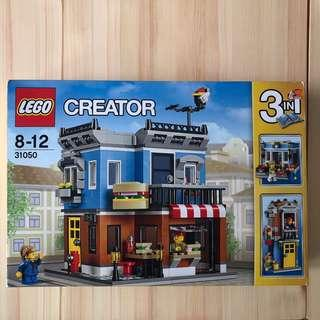 LEGO CREATOR 31050 CORNER DELI 3-in-1