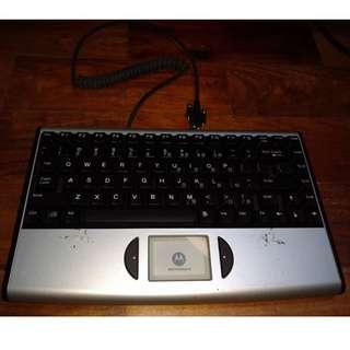 Motorola FLN9890A MW800 Rugged Backlit USB Keyboard