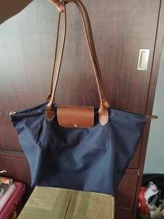 Long Champ Le Pliage AUTHENTIC w/ issues
