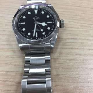 Tudor Automatic BLACK BAY 41 - Original papers and papers (mint condition)