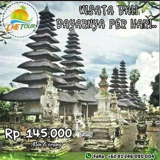 Liburan Bali Harian