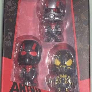 Cosbaby Ant-Man collection set