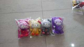 Hello kitty complete set 2013 series