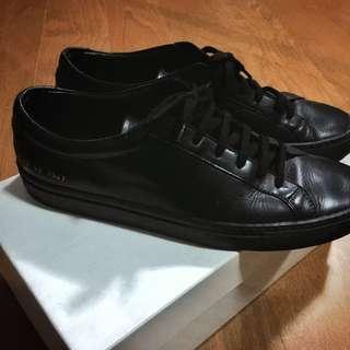 Common Projects Achilles Low (Black) for Sale