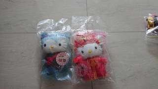 Hello kitty and dear daniel couple