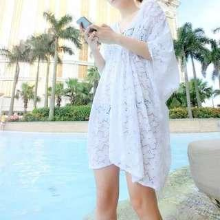 bikini outer dress pantai bra luaran bikini wanita baju cardigan murah