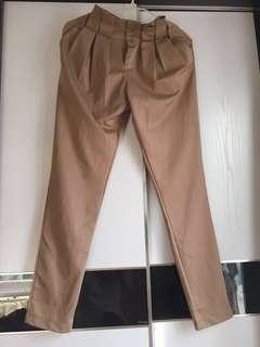 Khaki Women Pant for OL