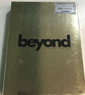 Beyond 不斷蛻變50首歷年經典 3CD+DVD