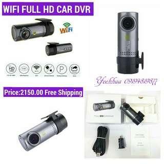 Wifi Dashcam Car DVR