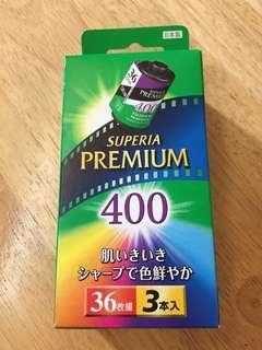 Fuji Superia Premium 400 富士菲林