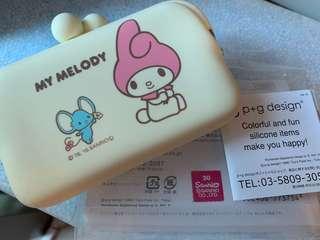 My Melody x p+g design bag