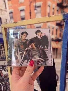 SUPER JUNIOR D&E 李赫宰 李東海 日專 STYLE CD版 連小卡