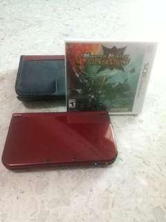 2nd New Nintendo 3DS XL (with Games)