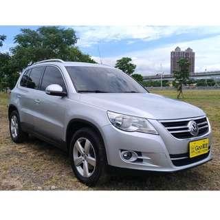 2011年TIGUAN 2.0TSI 粉專:魯邦車業,想買車皆可幫忙全額貸+增額貸第三方配合認證