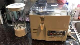 Panasonic MJ171P Juicer and blender