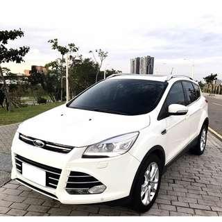 2014KUGA 2.0 粉專:魯邦車業,想買車皆可幫忙全額貸+增額貸第三方配合認證