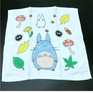 龍貓紗巾毛巾$29/條