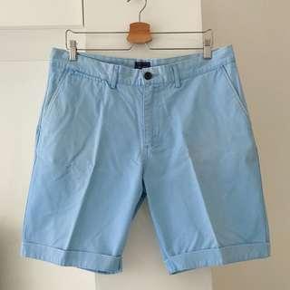 Gap Men's Khakis Washed Shorts