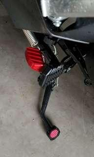 Brand New Side Kickstand Stand Extender For Yamaha Aerox NVX