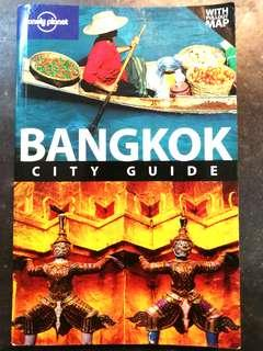 Lonely Planet Bangkok City Travel Guide Book