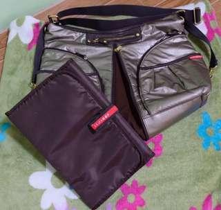 ✅REPRICED✅Authentic Skip Hop Baby Bag/Diaper Bag