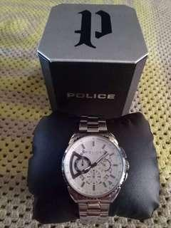 Police lux watch