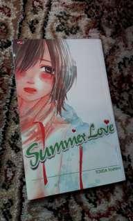 Summer Love (komik Cerpen)