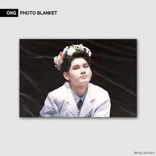 ONG SEONGWU - SEONGWU Photo blanket