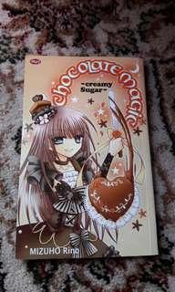 Chocolate Magic (Creamy Sugar)