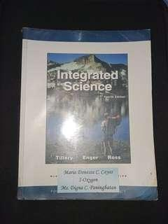 Integrated Science Fourth Edition by Tillery, Enger, Ross