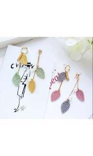 Leaves 🍁 earrings