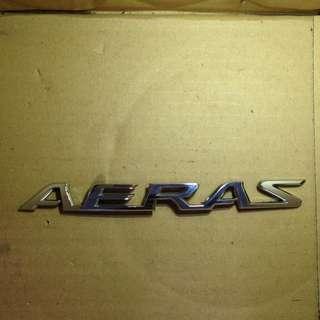 AERAS Emblem for Estima ACR50