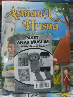Buku Asmaul Husna