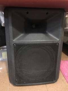 Biema B3000 2Way 300 Watt powdered loudspeaker大喇叭