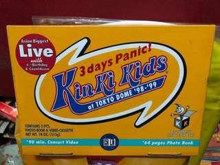 Kinki Kids 3 days Panic!