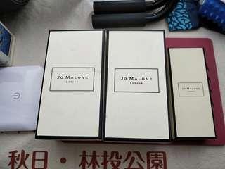 🚚 JO MALONE 香水空盒