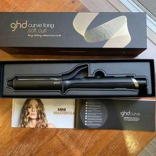 ghd curve soft curl tong