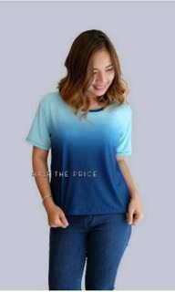Half the Price Ombre Top
